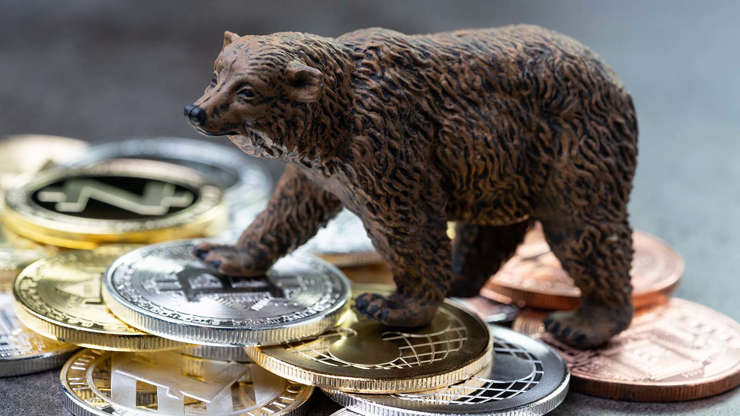 """Slide 1 of 8: When AMC Entertainment (NYSE:AMC) announces that it's planning to accept Dogecoin as a payment method, it might seem odd to write about cryptos to sell. If you bear with me, I'll try to do my best to make my case. It's not as bearish as you think. The crypto market got a shot in the arm (as if it needed one) from Bank of America (NYSE:BAC) last week. In the bank's """"Digital Asset Primer,"""" it predicted that cryptocurrency was only in the first inning and that the industry had """"become too large to ignore."""" Part of the reasoning for that bullish outlook comes from the interest of institutional investors. In the first half of 2021, the """"smart money"""" piled over $17 billion into the crypto market. That number dwarfed the $5.5 billion it purchased in all of 2020. I'm not (currently) a crypto investor. But if I was, I would welcome an open-minded look at the market. Every asset class has winners and losers. And that list can change based on any number of events. So why should it be different for cryptos? My answer is it shouldn't be.         The 7 Best Consumer Discretionary Stocks To Buy for Q4 2021        If investors accept the idea that there are cryptos to buy, then there are also cryptos to sell. And so without further ado, let's take a look at seven cryptos that may be in for a rough year in 2022.  Monero (CCC:XMR-USD)  Tron (CCC:TRX-USD)  Dogecoin (CCC:DOGE-USD)  Shiba Inu (CCC:SHIB-USD)  Stellar Lumens (CCC:XLM-USD)  SafeMoon (CCC:SAFEMOON-USD)  Bitcoin Gold (CCC:BTG-USD)"""