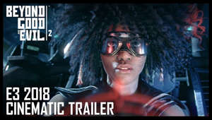 Embark on this epic space adventure with us and journey to System 3, for the prequel to one of Ubisoft's most beloved games!  In Beyond Good & Evil 2, you are your own space pirate captain who is free to choose your own path in this vast open universe.  #BGE2 #UbiE3 https://www.facebook.com/beyondgoodandevil https://twitter.com/bgegame http://www.youtube.com/UbisoftNA  ABOUT BEYOND GOOD AND EVIL 2:  Journey to System 3, for the prequel to one of Ubisoft's most beloved games! Fight alongside unforgettable characters in a stunning new solar system, as you struggle for freedom and the right to determine your own fate among the stars. Play the adventure by yourself or with friends in a vast and seamless online playground.  Beyond Good and Evil 2 is the spiritual successor to the cult classic, a prequel that will transport players into a profoundly multicultural world, capturing the spirit of the original with grandiose decors and intense dramas that play out across a vast universe. Through the Space Monkey Program, Ubisoft Montpellier will be developing the game alongside its community of fans.  System 3 has become the center of interstellar trade and colonization in the Milky Way of the 24th century, thanks to the creation of Hybrid slaves. While private enterprises fight over resources and power, the first colonists weave together the rich and diverse spiritual and cultural heritages of Old Earth to give meaning to their existence. In this new era of piracy, we will rise from lowly pirate to legendary captain at the helm of massive star-faring vessels, adventuring alongside crews of colorful characters to fight for freedom and the right to determine our own fate among the stars!  ESRB Rating Pending  © 2017 Ubisoft Entertainment. All Rights Reserved. Beyond Good & Evil, Ubisoft and the Ubisoft logo are trademarks of Ubisoft Entertainment in the US and/or other countries.      Beyond Good and Evil 2: E3 2018 Conference Presentation | Ubisoft [NA] http://www.youtube.com/UbisoftNA