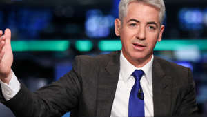 Bill Ackman wearing a suit and tie: Bill Ackman, founder and CEO of Pershing Square Capital Management.