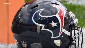 a close up of a helmet: Texans know who they'll face in Week 1 of 2021