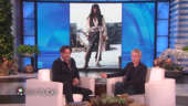graphical user interface: Johnny Depp discusses Pirates of the Caribbean in 2017