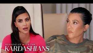 "Kim Kardashian, Kourtney Kardashian are posing for a picture: With the series ending, Kim chats with Kourt about how this major change might affect Scott being that they're his only family. Watch the emotional ""KUWTK!""  #KUWTK #KeepingUpWithTheKardashians #EEntertainment #KimKardashian #KhloéKardashian #KourtneyKardashian #KylieJenner #KendallJenner #KrisJenner #ScottDisick  SUBSCRIBE: http://www.youtube.com/kuwtk  About Keeping Up With the Kardashians: ""Keeping Up with the Kardashians"" takes viewers beyond the headlines and into the stories that dominate the news cycle and E! is the only destination to get the real story. Keep Up with the Kardashian-Jenner fam as they build business empires, face personal challenges, and share ups and downs together. Through all the epic moments, one thing remains the same… family always comes first. The Kardashian-Jenner clan continue to overcome it all through their unwavering love and commitment to each other.  Watch Keeping Up With the Kardashians Thursdays at 8/7c  Connect with the Kardashians: Visit the KUWTK WEBSITE: http://bit.ly/KUWTKweb Like KUWTK on FACEBOOK: http://bit.ly/KUWTKfb  Follow KUWTK on TWITTER: http://bit.ly/KUWTKtwtr   About E! Entertainment: E! is on the Pulse of Pop Culture, bringing fans the very best original content including reality series, topical programming, exclusive specials, breaking entertainment news, and more. Passionate viewers can't get enough of our Pop Culture hits including ""Keeping Up with the Kardashians,"" ""Total Divas,"" and ""Very Cavallari."" And with new original programming on the way, fans have even more to love.  Download The E! News App For The Latest Celebrity News and Trending Videos: https://eonline.onelink.me/yMtl/4ead5017  Keeping Up With The Kardashians. Stream now on Peacock. http://bit.ly/KUWTKonPeacock  Connect with E! Entertainment: Visit the E! WEBSITE: http://eonli.ne/1iX6d8n Like E! on FACEBOOK: http://on.fb.me/1fzeamg Check out E! on INSTAGRAM: https://www.instagram.com/eentertainment Follow E! on TWITTER: https://twitter.com/eentertainment  Kim Talks to Kourtney About Scott's Sadness Over ""KUWTK"" Ending 
