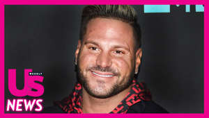 Ronnie Ortiz-Magro smiling for the camera