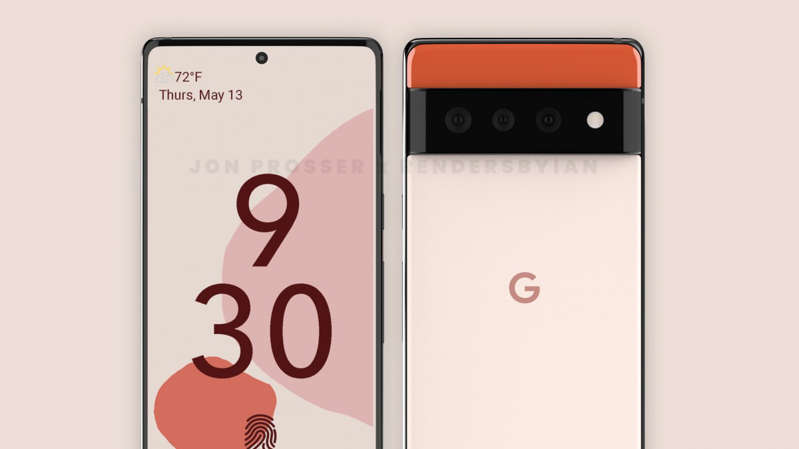 graphical user interface, application: Google Pixel 6 camera revealed in juicy new leak