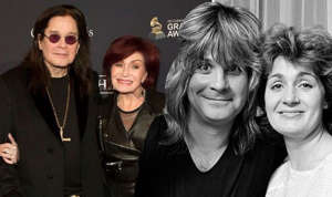 Ozzy Osbourne, Sharon Osbourne, Ozzy Osbourne posing for the camera: When did Sharon and Ozzy get married?
