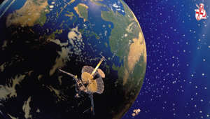 Galileo: David Morris outlines UK's role in project