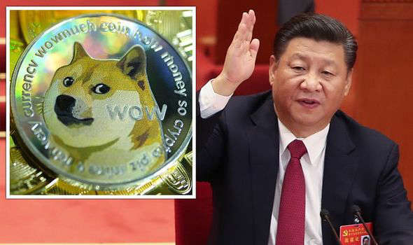 Xi Jinping posing for the camera: China is set to crackdown on cryptocurrency