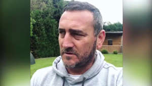 Will Mellor looking at the camera: Will Mellor shares emotional message after losing his father