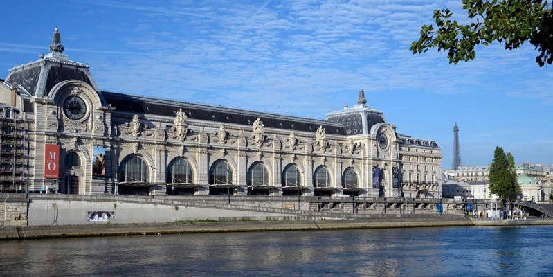 Slide 3 of 26: Paris, France; musee-orsay.fr
