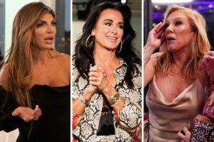 'Real Housewives': These Originals Have Stuck Through the Drama Since Day One (Photos)