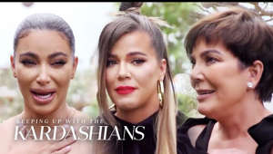 "Kim Kardashian, Kris Jenner posing for the camera: Saying goodbye is never easy. Kris, Kim, Khloé & Kourtney can't hold back the tears when breaking the news to the ""KUWTK"" crew that the show is coming to an end. Watch.  #KUWTK #KeepingUpWithTheKardashians #EEntertainment #KimKardashian #KhloéKardashian #KourtneyKardashian #KylieJenner #KendallJenner #KrisJenner  SUBSCRIBE: http://www.youtube.com/kuwtk  About Keeping Up With the Kardashians: ""Keeping Up with the Kardashians"" takes viewers beyond the headlines and into the stories that dominate the news cycle and E! is the only destination to get the real story. Keep Up with the Kardashian-Jenner fam as they build business empires, face personal challenges, and share ups and downs together. Through all the epic moments, one thing remains the same… family always comes first. The Kardashian-Jenner clan continue to overcome it all through their unwavering love and commitment to each other.  Watch Keeping Up With the Kardashians Thursdays at 8/7c  Connect with the Kardashians: Visit the KUWTK WEBSITE: http://bit.ly/KUWTKweb Like KUWTK on FACEBOOK: http://bit.ly/KUWTKfb  Follow KUWTK on TWITTER: http://bit.ly/KUWTKtwtr   About E! Entertainment: E! is on the Pulse of Pop Culture, bringing fans the very best original content including reality series, topical programming, exclusive specials, breaking entertainment news, and more. Passionate viewers can't get enough of our Pop Culture hits including ""Keeping Up with the Kardashians,"" ""Total Divas,"" and ""Very Cavallari."" And with new original programming on the way, fans have even more to love.  Download The E! News App For The Latest Celebrity News and Trending Videos: https://eonline.onelink.me/yMtl/4ead5017  Keeping Up With The Kardashians. Stream now on Peacock. http://bit.ly/KUWTKonPeacock  Connect with E! Entertainment: Visit the E! WEBSITE: http://eonli.ne/1iX6d8n Like E! on FACEBOOK: http://on.fb.me/1fzeamg Check out E! on INSTAGRAM: https://www.instagram.com/eentertainment Follow E! on TWITTER: https://twitter.com/eentertainment  Kardashians Break Down in Tears When Telling Crew ""KUWTK"" Is Ending 