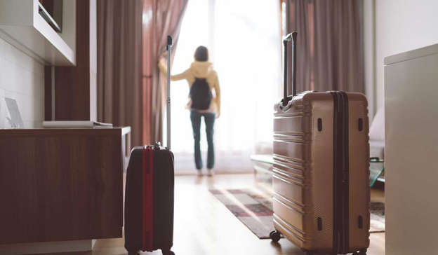 Some 87% of hotel rooms in the capital are fully booked this weekend
