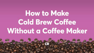How to Make Cold Brew Coffee Without a Coffee Maker