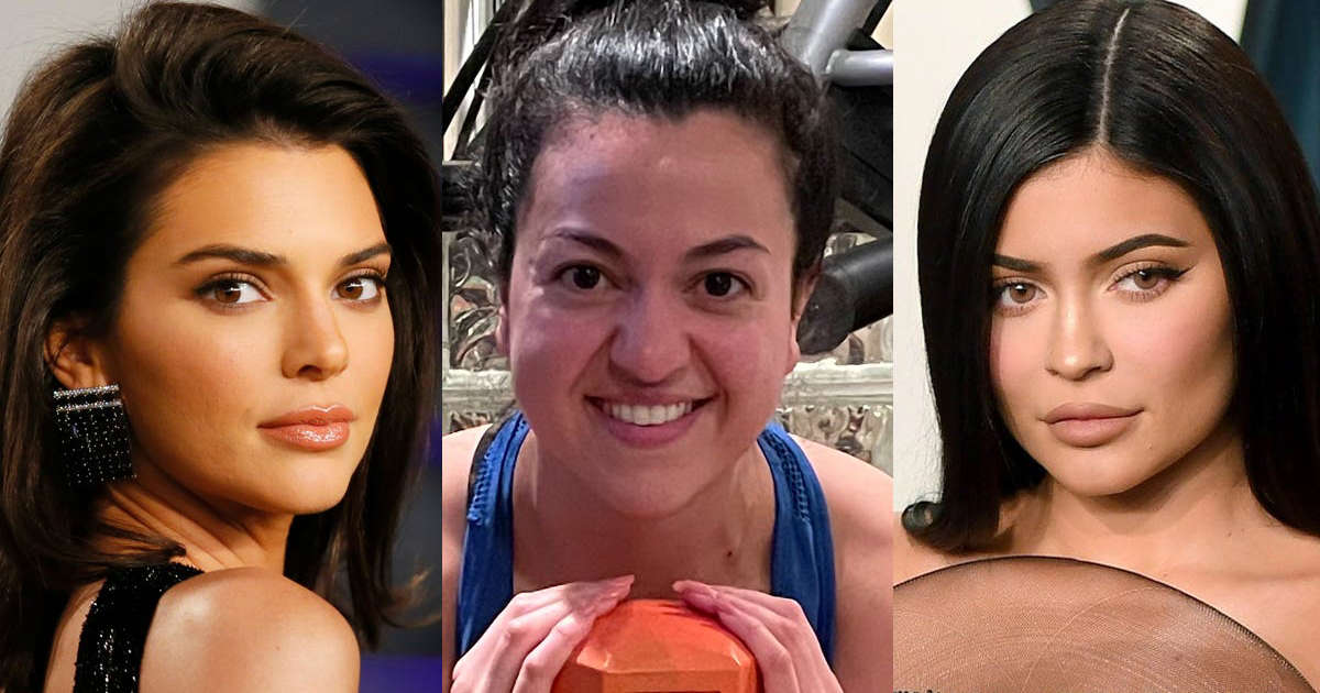 I worked out like Kendall and Kylie Jenner for 2 weeks, and found the older sister has the better routine