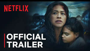 a screen shot of a girl: Chaos ensues after a global event wipes out all electronics and takes away humankind's ability to sleep. But Jill (Gina Rodriguez), an ex-soldier with a troubled past, may hold the key to a cure in the form of her own daughter.  Sleep Is Survival Watch AWAKE, on Netflix June 9: https://www.netflix.com/title/81040362  SUBSCRIBE: http://bit.ly/29qBUt7  About Netflix: Netflix is the world's leading streaming entertainment service with 208 million paid memberships in over 190 countries enjoying TV series, documentaries and feature films across a wide variety of genres and languages. Members can watch as much as they want, anytime, anywhere, on any internet-connected screen. Members can play, pause and resume watching, all without commercials or commitments.  AWAKE | Official Trailer | Netflix https://youtube.com/Netflix  After a global event wipes out humanity's ability to sleep, a troubled ex-soldier fights to save her family as society and her mind spiral into chaos.