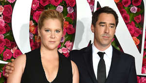 Amy Schumer et al. posing for the camera