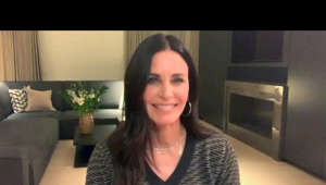 "Courteney Cox shared what it was like reuniting with her castmates for the highly anticipated ""Friends"" reunion special, telling Ellen how emotional it was to be back on the stage where they shot the sitcom... for the first time in 17 years! Plus, Ellen talked about what it's like being Courtney's new roommate, and Courteney chatted about the enthralling new season of ""9 Months,"" her Facebook Watch series."