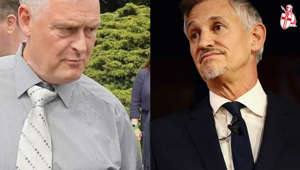 Gary Lineker wearing a suit and tie: Gary Lineker 'should be paid living wage' says Lee Anderson