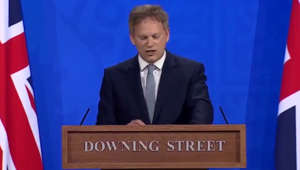 Grant Shapps wearing a suit and tie: Grant Shapps reveals countries on UK's red and green lists