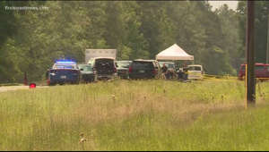 a truck on a field: Deputies say they contacted The Georgia Bureau of Investigation to request an independent investigation by their agency.