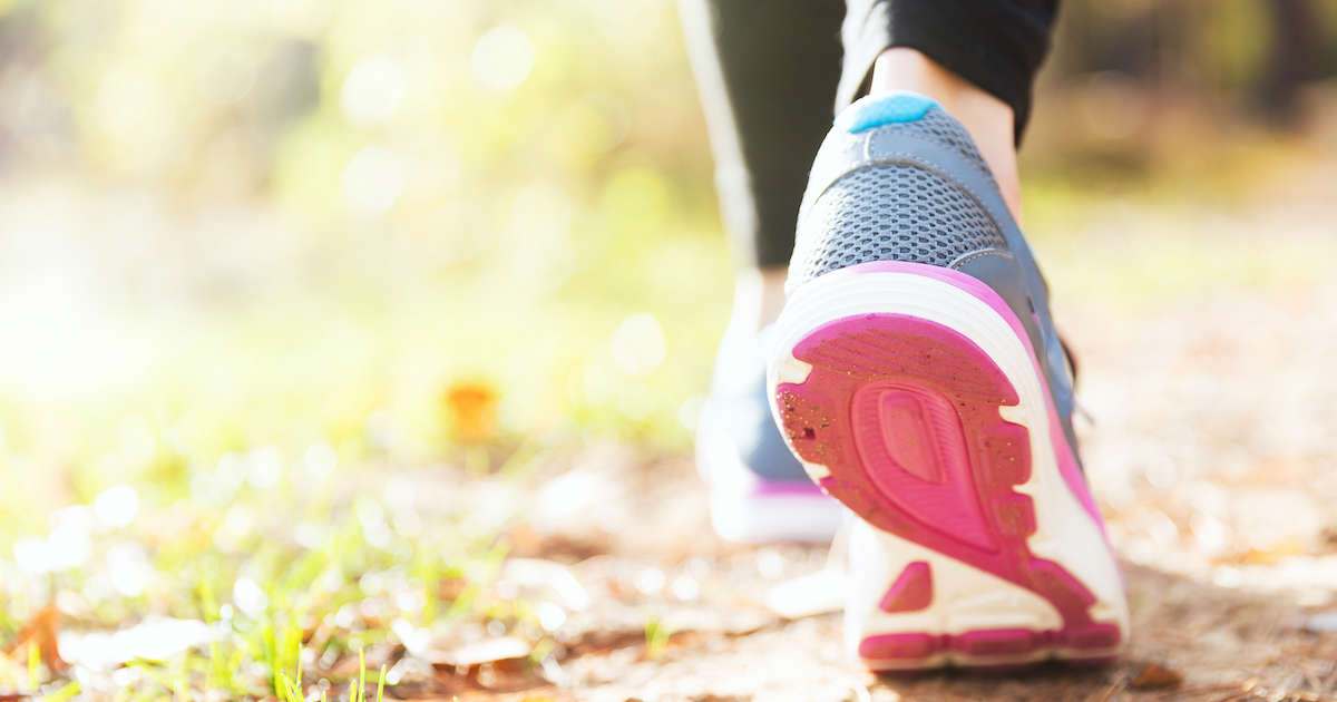 What Going for a Morning Walk Does to Your Body, Says Science