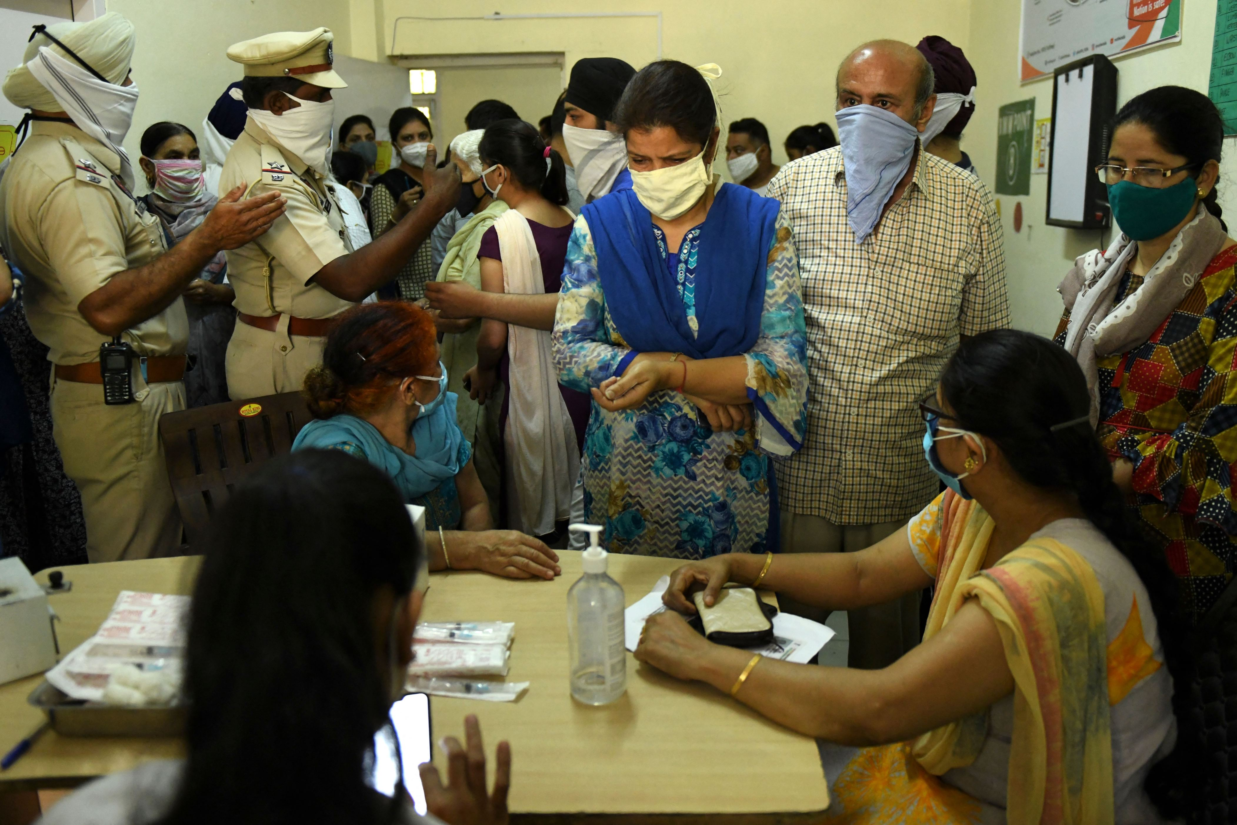Britain set to ease Covid-19 lockdown, but huge India outbreak persists