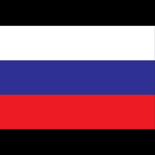 Logotipo do Rússia