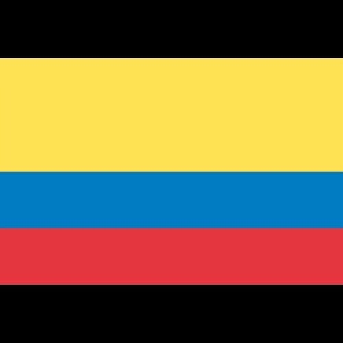 Logotipo do Colômbia