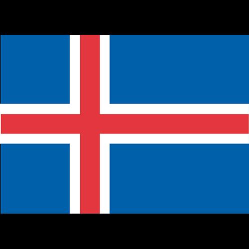 Islandia Logotipo