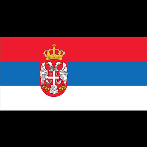 Serbia Logotipo