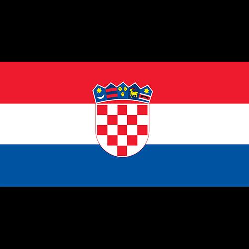 Logotipo do Croácia
