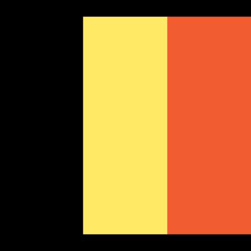Logotipo do Bélgica