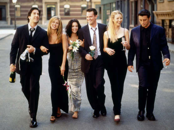 20 things you didn't know about Friends