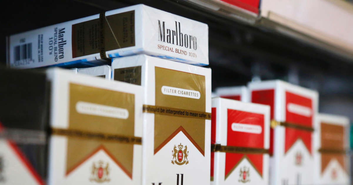Marlboro maker wants to end cigarette production