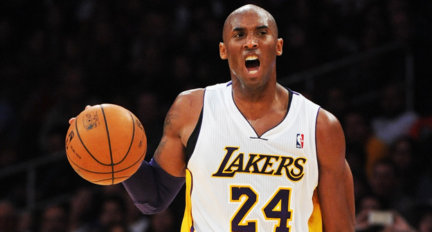 brand new fae80 d7a66 Kobe Bryant #24 News, Stats, Photos - Los Angeles Lakers ...