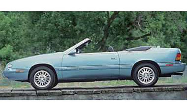 Slide 1 of 1: 1995 Chrysler LeBaron