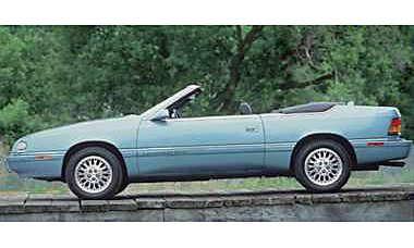 Chrysler Lebaron Msn Autos