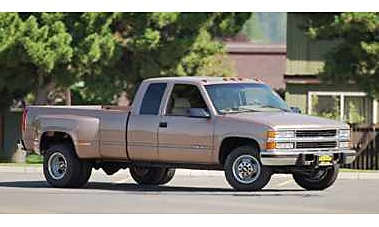 Slide 1 of 1: The Extended Cab 2WD