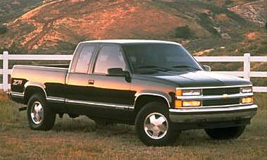 Slide 1 of 3: The LS Extended Cab 4WD