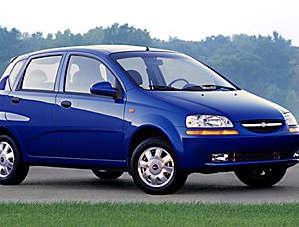 2004 Chevrolet Aveo Ls Sedan Photos And Videos Msn Autos