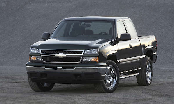 Slide 1 of 12: Chevrolet Silverado 1500