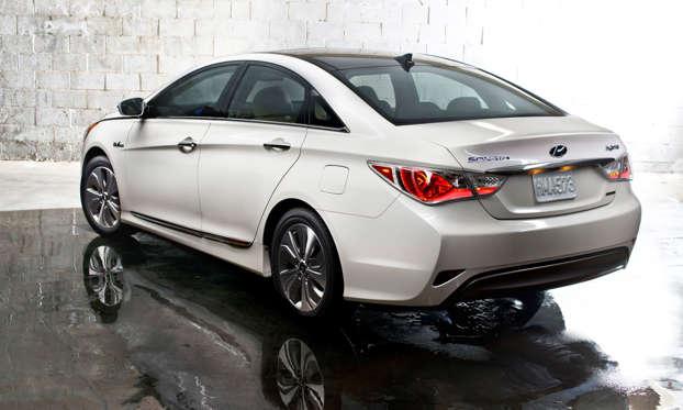 2013 Hyundai Sonata Hybrid Overview Msn Autos