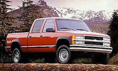 Slide 1 of 3: K2500 Crew Cab 4x4