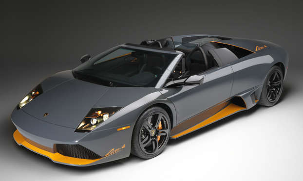 2011 Lamborghini Murcielago Lp640 Roadster Photos And Videos Msn Autos