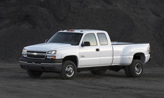 2007 Chevrolet Silverado Classic 3500 Ls 4wd Regular Cab Lwb Drw