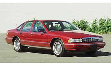 Slide 1 of 2: The Caprice Classic