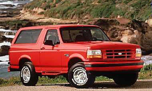 Slide 1 of 1: The Bronco XLT 4WD