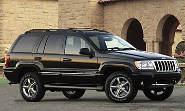 Slide 1 Of 3: 2004 Jeep Grand Cherokee