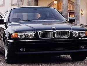 2000 Bmw 7 Series 750il Photos And Videos Msn Autos