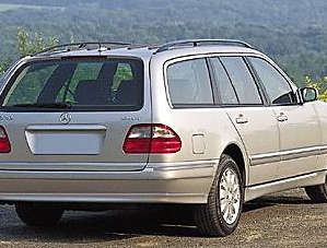 2001 mercedes e430 wagon